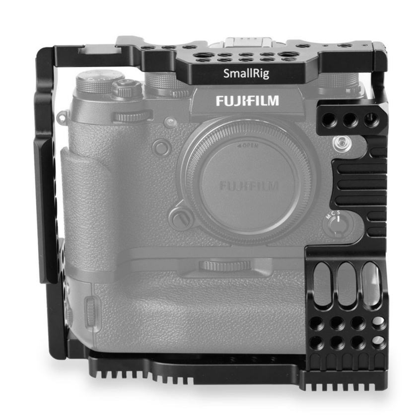 SmallRig Releases Two Custom Cages for Fujifilm X-T2, With